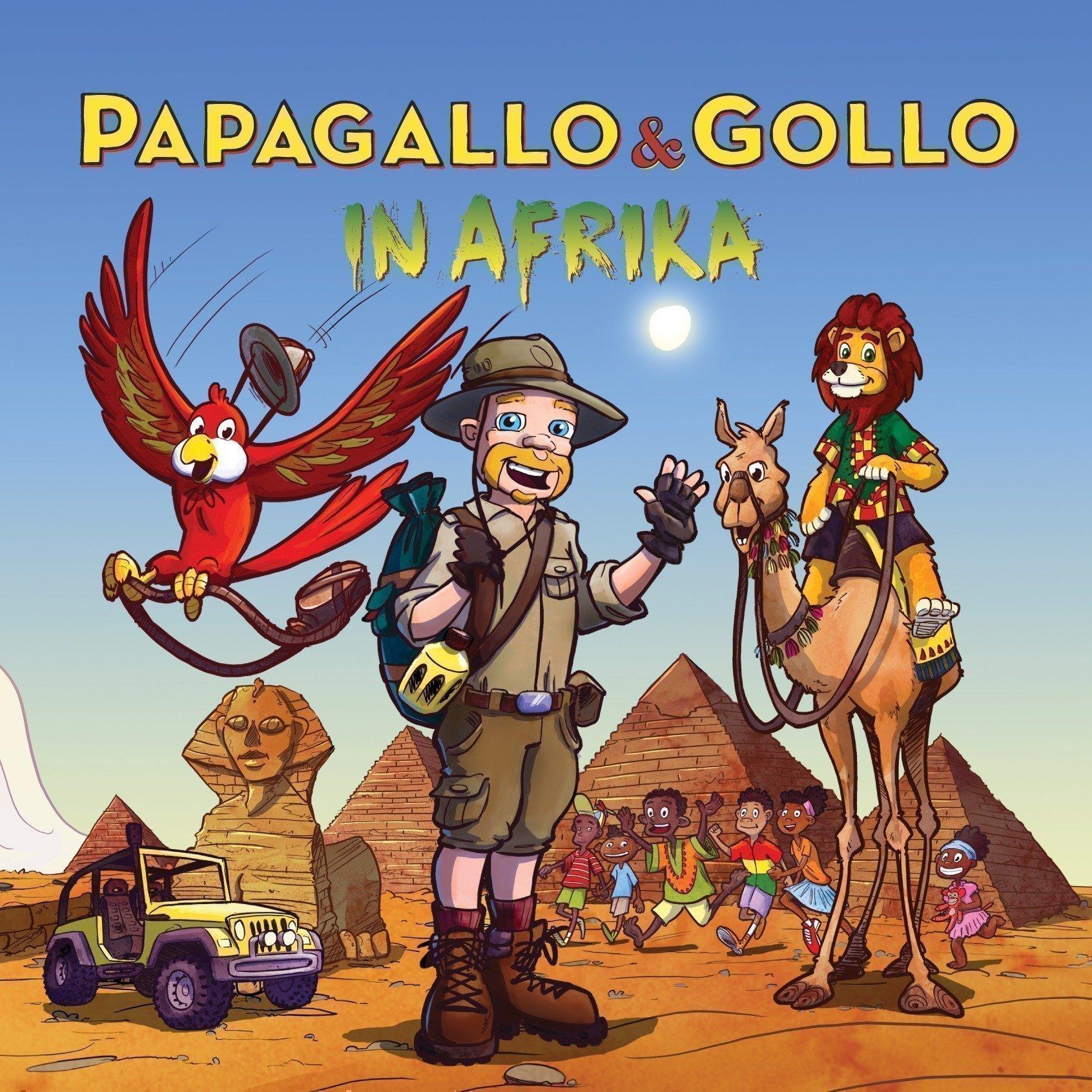 Logo Papagallo & Gollo