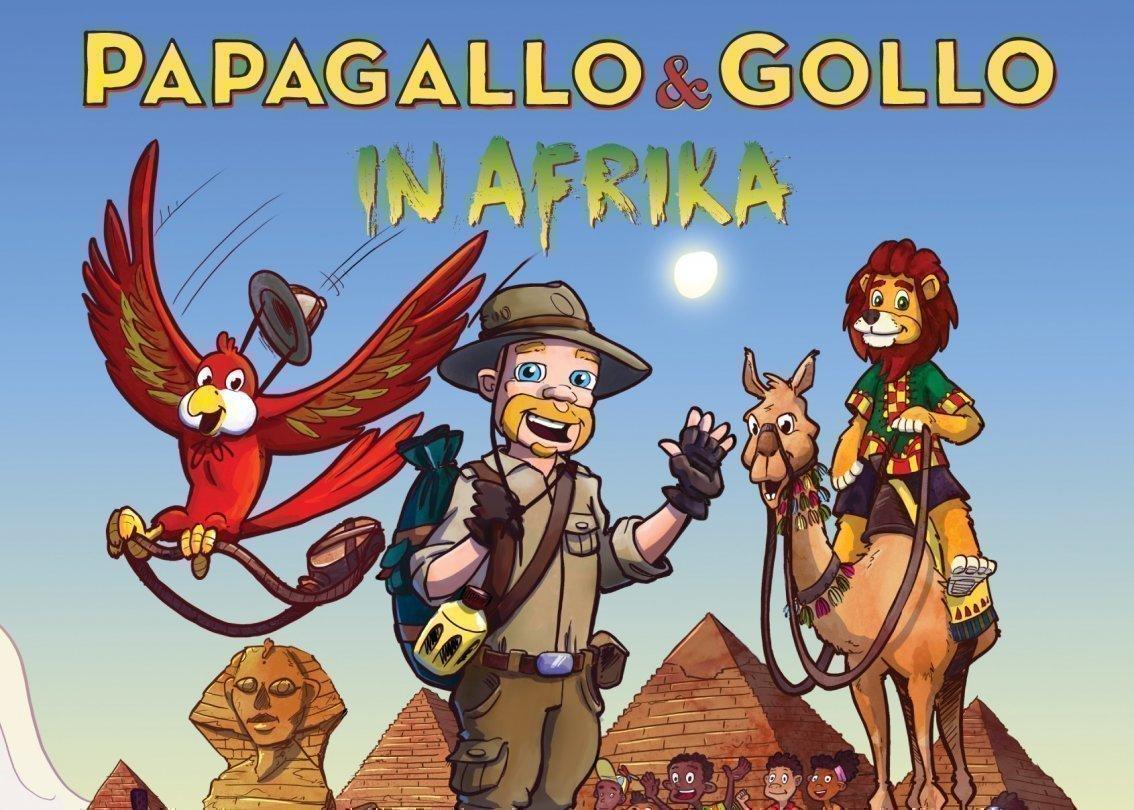 Logo von Papagallo & Gollo
