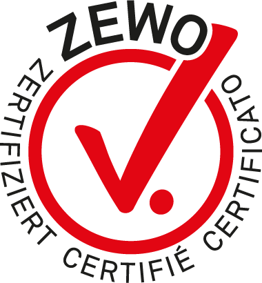 Zewo zertifiziert