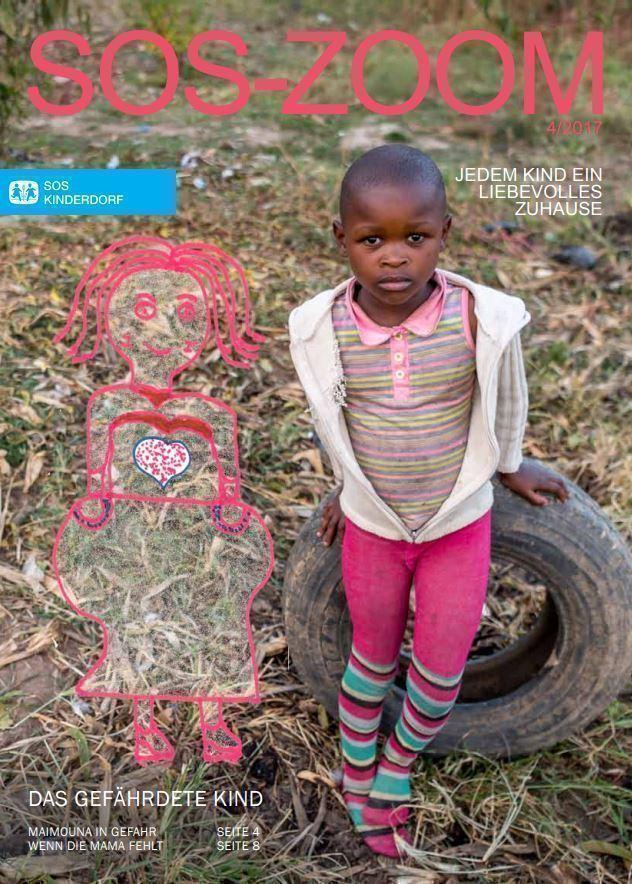 SOS-ZOOM Magazin 04/2017 Titel Das gefährderte Kind