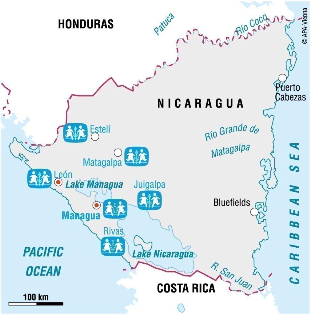 Die Gewalt bei den Protesten in Nicaragua eskaliert