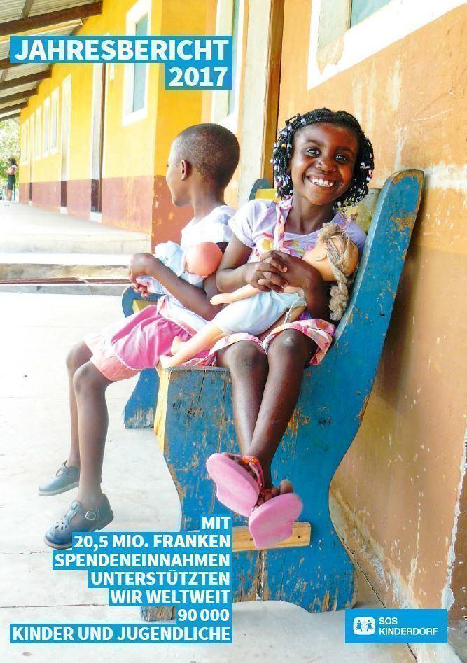 SOS-Kinderdorf Schweiz Jahresbericht 2017