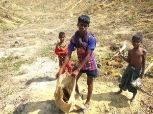 Extreme Armut führt zu Kinderarbeit in vielen Regionen der Welt.