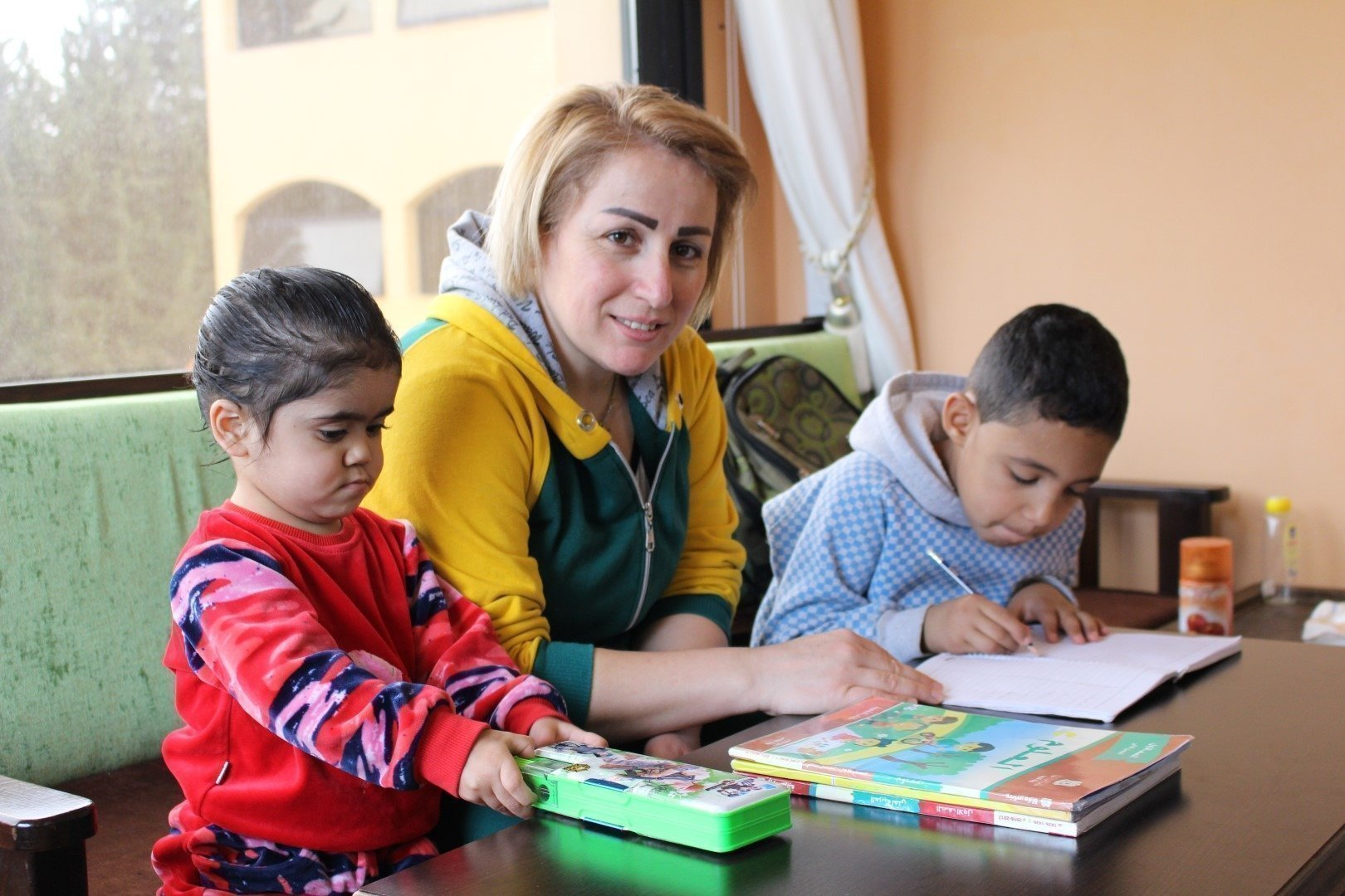 SOS-Kinderdorf Saboura in Syrien