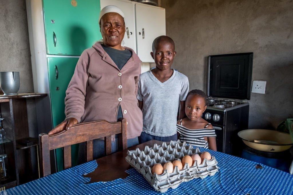SOS-Kinderdorf Lesotho