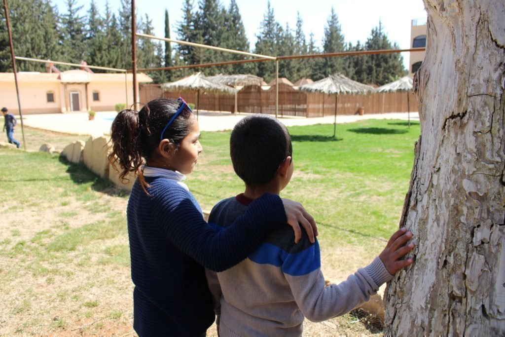 SOS-Kinderdorf Syrien