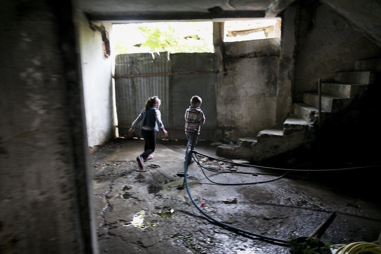 Familienstärkungsprogramm in Kosovo