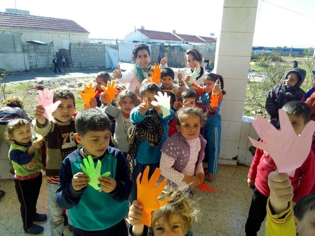 8 anni di guerra siriana