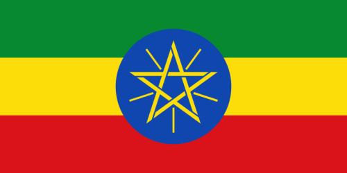 flagge-aethiopien