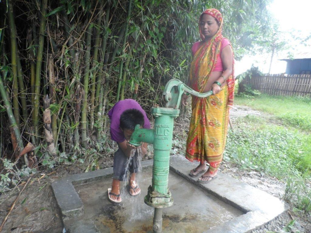 SOS-Kinderdorf Nepal: Ein Wasserprojekt