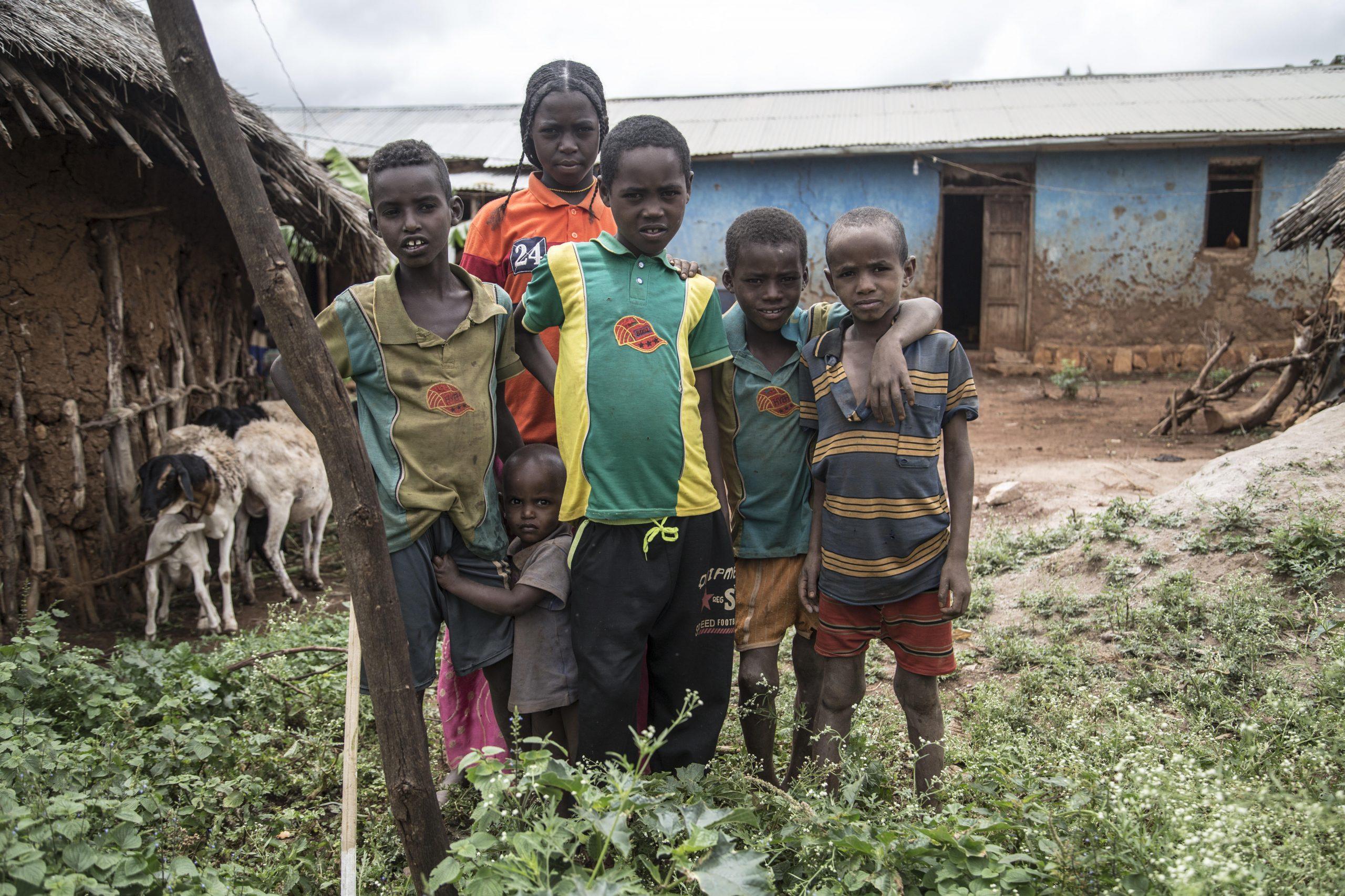 Harar, à l'est de l'Ethiopie, est un projet emblématique dedéveloppement durable réussi par SOS Villages d'Enfants.