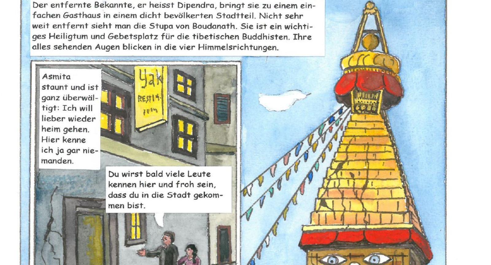 Gedanken auf dem Weg - Kirchgemeinde Wnnewil Flamatt