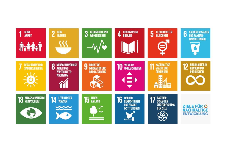SOS-Kinderdorf trägt zur Erreichung der 17 SDGs bei.
