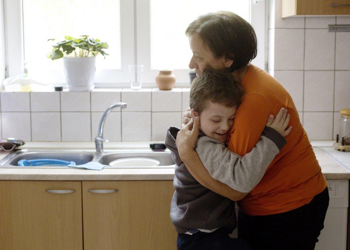 Oscar hat wieder eine Familie und ein Zuhause