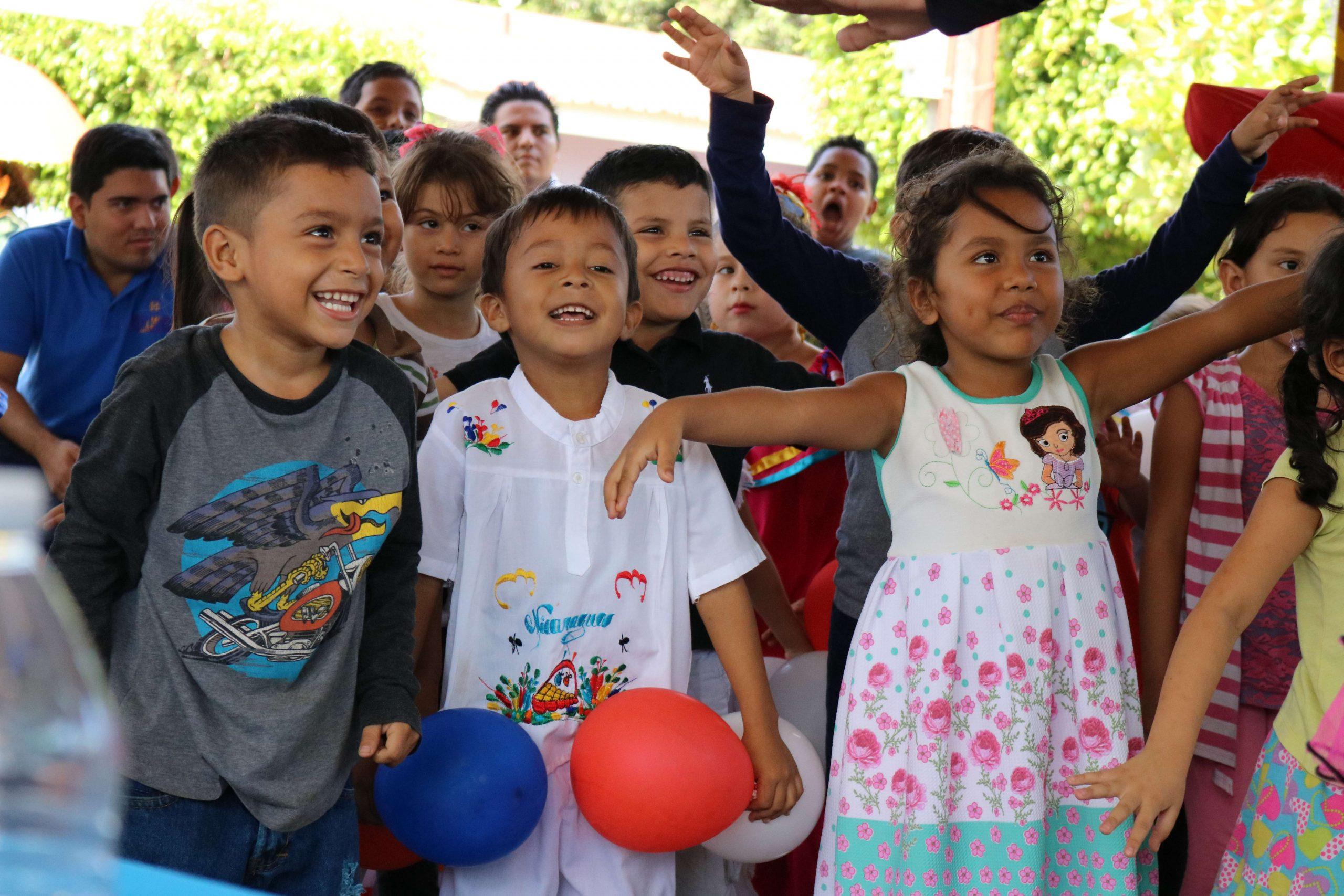 In Nicaragua i padrini hanno un ruolo formativo nella vita di ciascun bambino.