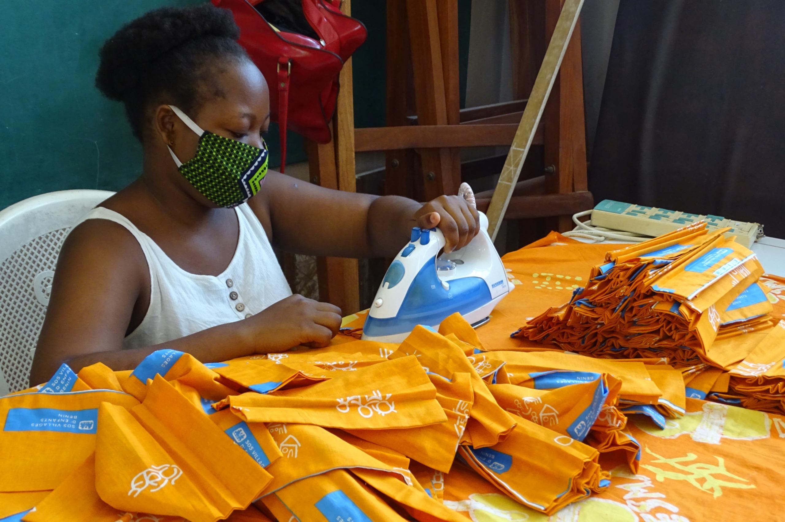 SOS Villaggi dei Bambini interviene contro il coronavirus.