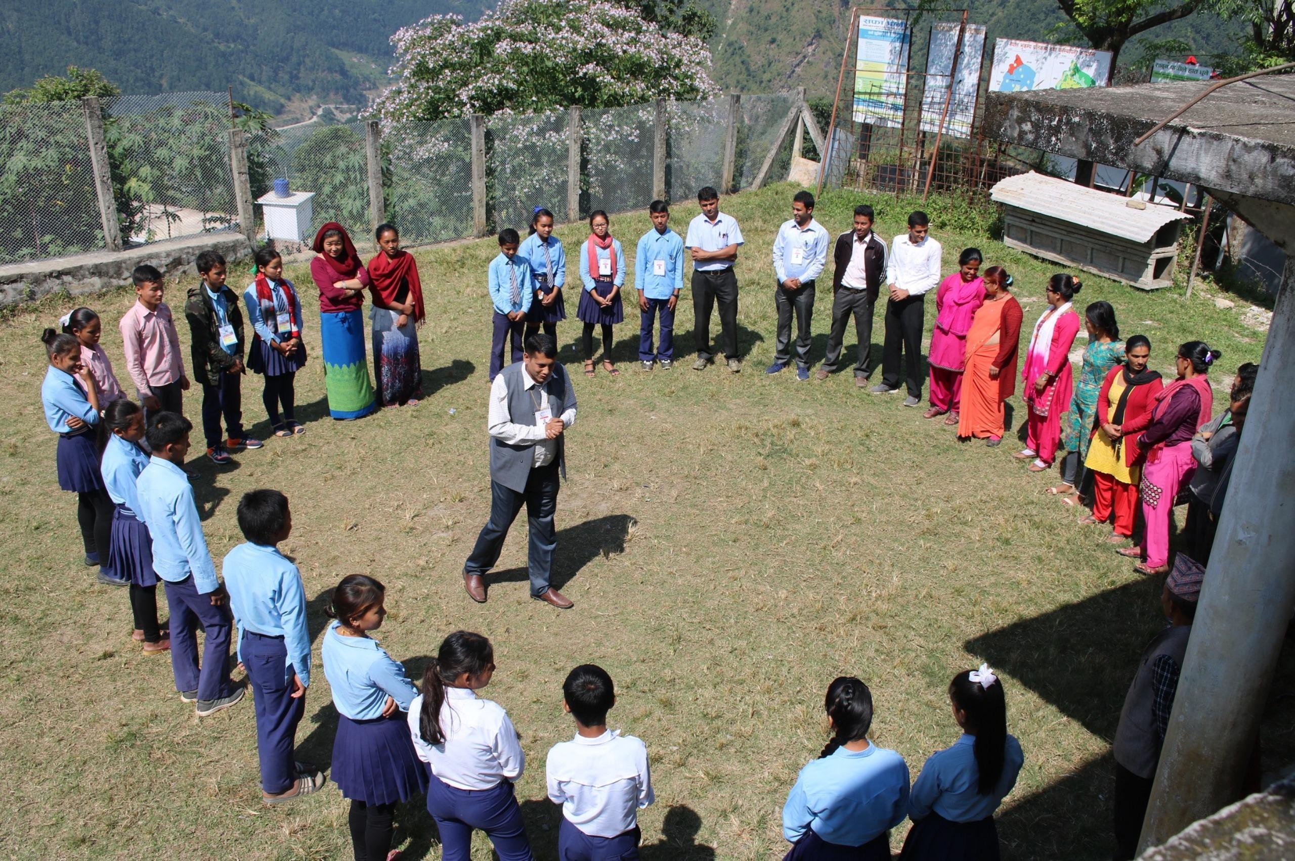 SOS Villaggi dei Bambini ha portato a termine con successo il progetto a Gorkha.