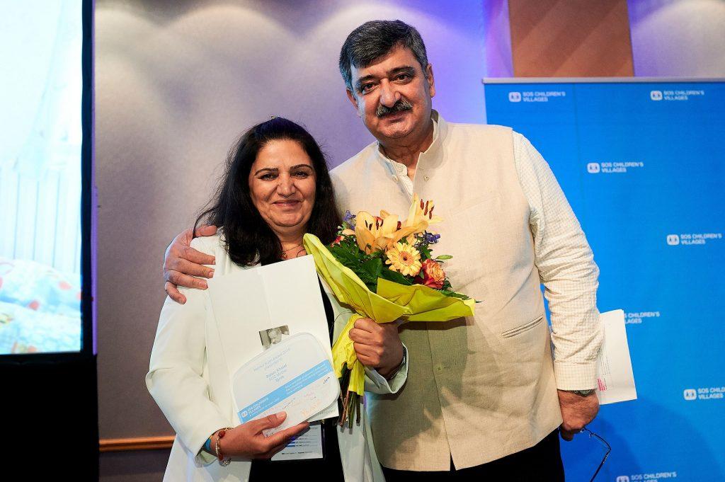 Salam Helmut Kutin Award Starke Frauen