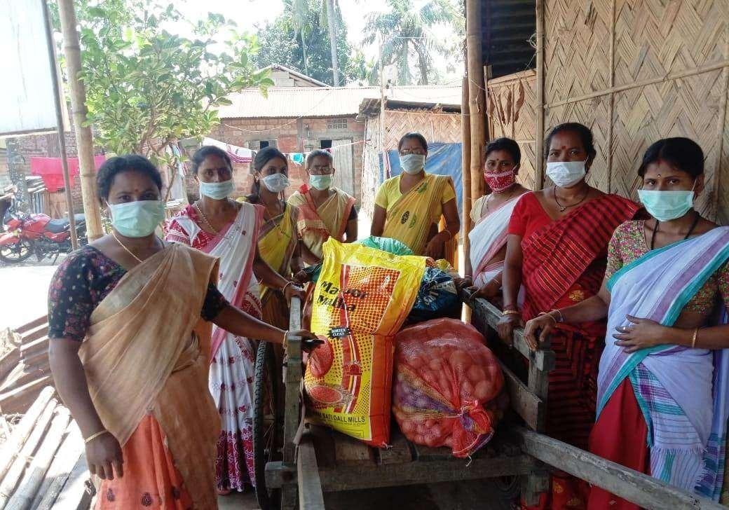 Präventive und Nothilfe-Massnahmen sollen helfen, die Lage in Indien wieder unter Kontrolle zu bringen.