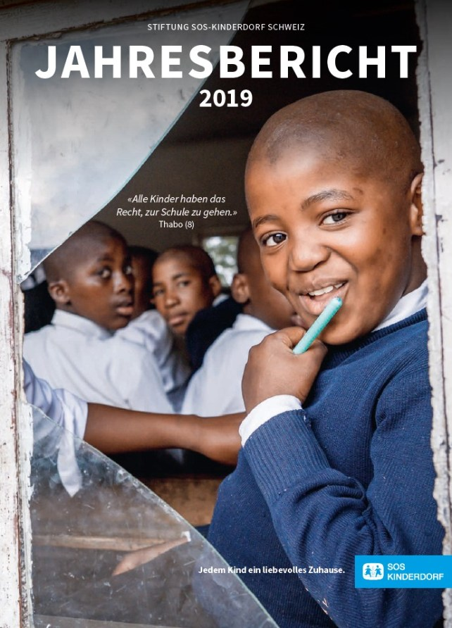 Jahresbericht 2020: Die Wirkung von SOS-Kinderdorf Schweiz
