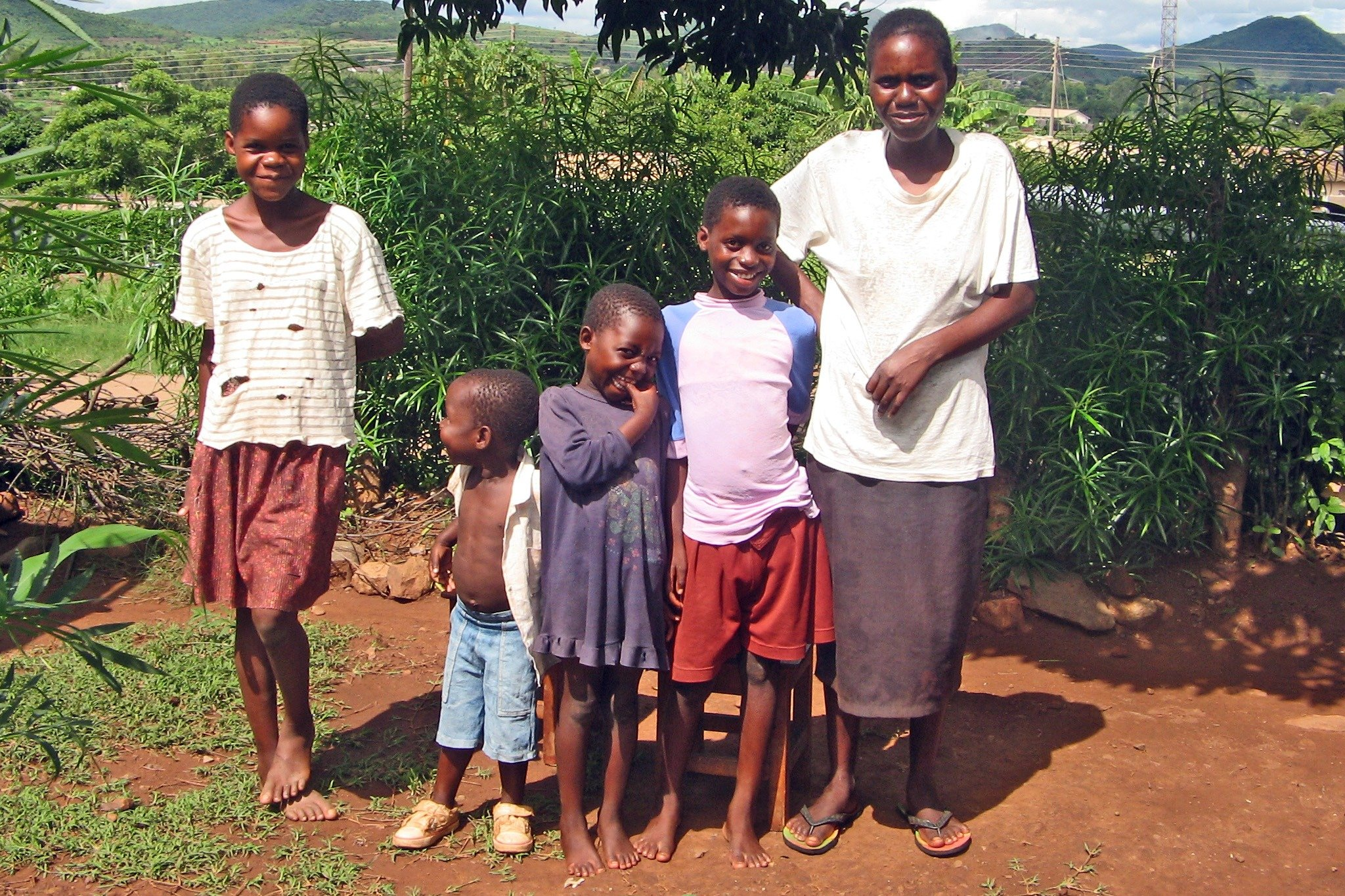 Familienstärkung: SOS-Kinderdorf unterstützt Familien, damit diese zusammenbleiben können.
